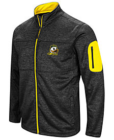 Colosseum Men's Oregon Ducks Glacier Full-Zip Jacket
