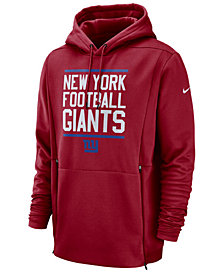 Nike Men's New York Giants Sideline Player Local Therma Hoodie