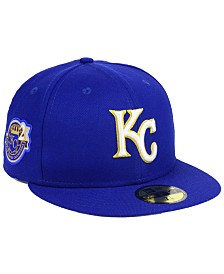 New Era Kansas City Royals Trophy Patch 59FIFTY FITTED Cap
