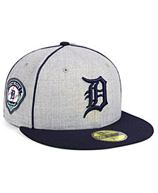 New Era Detroit Tigers Stache 59FIFTY FITTED Cap
