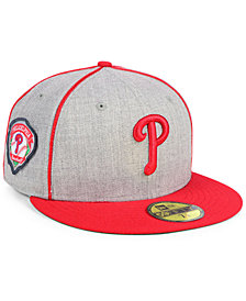 New Era Philadelphia Phillies Stache 59FIFTY FITTED Cap