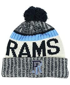 New Era Rhode Island Rams Sport Knit Hat