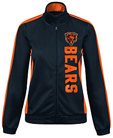 G-III Sports Women's Chicago Bears Backfield Track Jacket