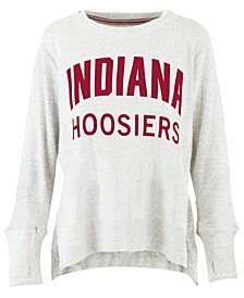 Women's Indiana Hoosiers Cuddle Knit Sweatshirt