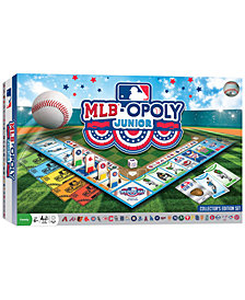 MasterPieces Puzzle Company MLBopoly Junior Game