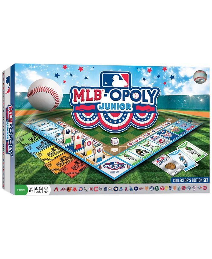 MasterPieces Puzzles - MLBopoly Junior Game