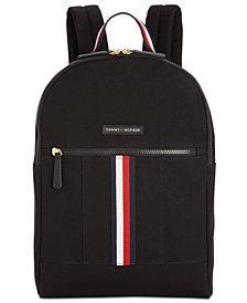 Tommy Hilfiger TH Flag Canvas Backpack