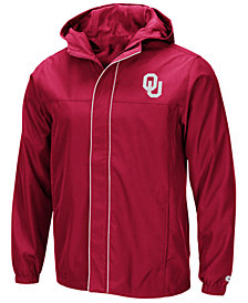 Colosseum Men's Oklahoma Sooners Giant Slalom Full-Zip Jacket