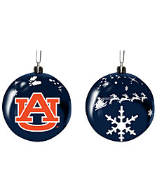 "Memory Company Auburn Tigers 3"" Sled Glass Ball"