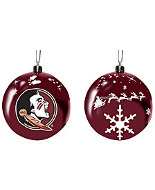 "Memory Company Florida State Seminoles 3"" Sled Glass Ball"