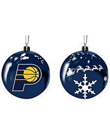 "Memory Company Indiana Pacers 3"" Sled Glass Ball"