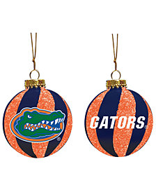 "Memory Company Florida Gators 3"" Sparkle Glass Ball"