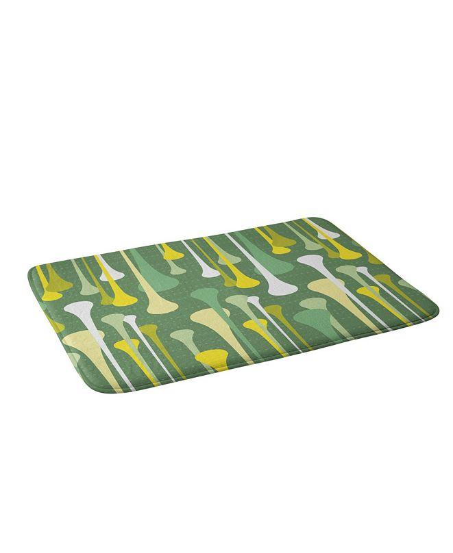 Deny Designs Heather Dutton Droplets Bath Mat