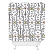 Heather Dutton Cortlan Whisper Shower Curtain