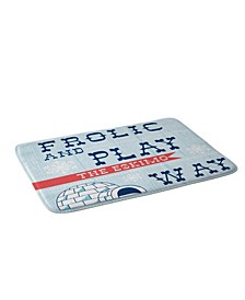 Heather Dutton Frolic And Play Bath Mat