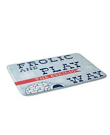 Deny Designs Heather Dutton Frolic And Play Bath Mat