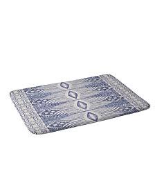 Deny Designs Holli Zollinger French Linen Tribal Ikat Bath Mat