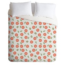 Iveta Abolina Georgia Peach II Twin Duvet Set