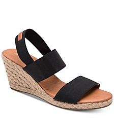 Allison Wedge Sandals