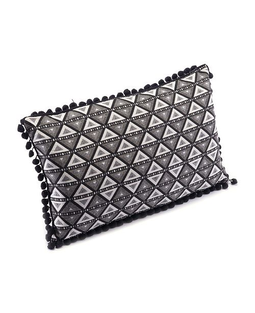 Zuo Triangles Pillow