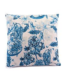 Zuo Ramo Blue Pillow