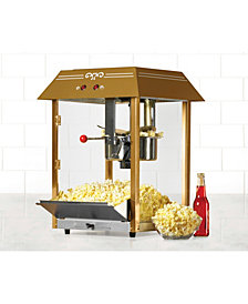Nostalgia Ccp1000Red Vintage 10-Ounce Commercial Popcorn Cart - 59 Inches Tall