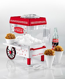 Nostalgia Coca-Cola Snow Cone Maker