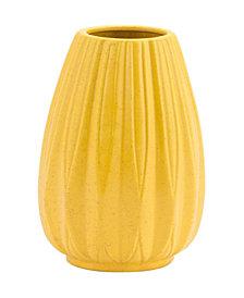 Acacia Md Vase Yellow