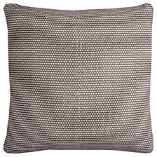 "Rizzy Home Gray 22"" X 22"" Geometrical Design Poly Filled Pillow"