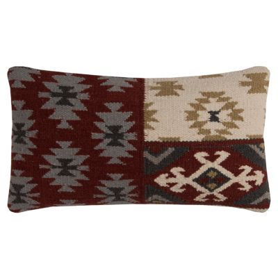 """11"""" x 21"""" Southwest Poly Filled Pillow"""