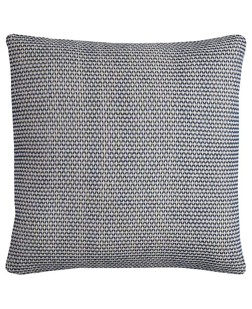 """Rizzy Home 22"""" x 22"""" Geometrical Design Poly Filled Pillow"""