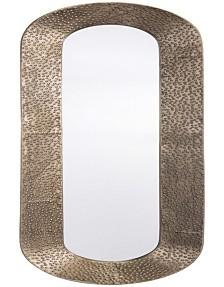 Skinny Mirror Gold Gold