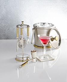 CLOSEOUT! Barware with a Twist Collection, Created for Macy's
