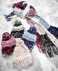 I.N.C. Mixed Yarns Knit Collection, Created for Macy's
