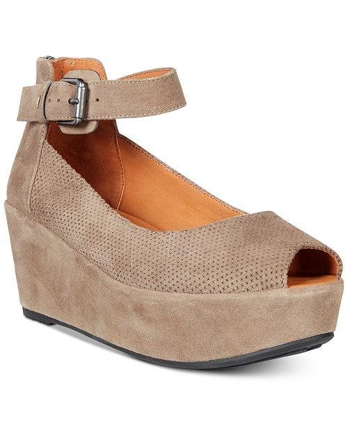 d185ba96b37 Gentle Souls By Kenneth Cole Nyssa Platform Wedge Sandals ...