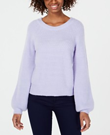 Oh!MG Juniors' Bow-Back Sweater