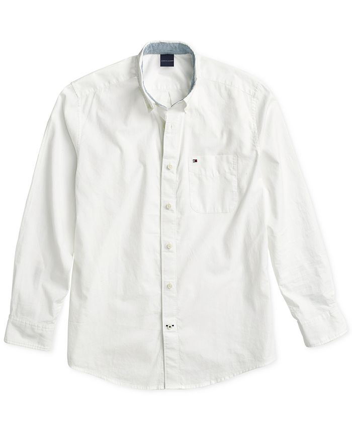 Tommy Hilfiger - Men's Capote Eoe Shirt From The Adaptive Collection