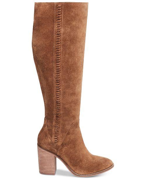 d1739112ad8 Steve Madden Women s Roxana Whipstitch Dress Boots   Reviews - Boots ...
