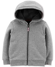 Carter's Toddler Boys or Girls Velboa-Lined Hoodie