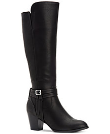 Style & Co Jalenaa Boots, Created for Macys