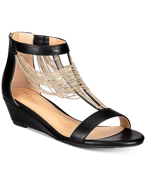 3711b41fb427 Thalia Sodi Triciah Wedge Sandals