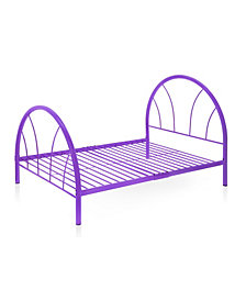 Capelli Twin Metal Arch Bed