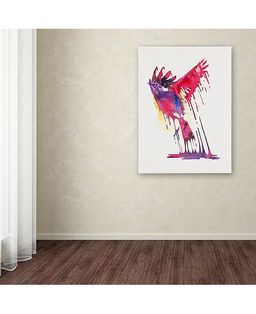 "Trademark Global Robert Farkas 'The Great Emerge' Canvas Art, 35"" x 47"""