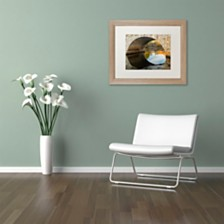 """Michael Blanchette Photography 'Picture in Picture' Matted Framed Art, 11"""" x 14"""""""
