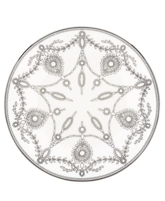 Dinnerware, Empire Pearl Accent Plate