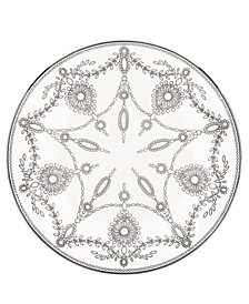 Dinnerware, Empire Pearl Accent Plate