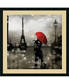 Amanti Art Paris Romance Framed Art Print