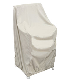 Outdoor  Patio Furniture Cover, Stack of Chairs, Quick Ship