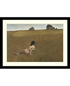 Christina'S World Framed Art Print