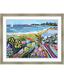 Nautical Whimsy I Framed Art Print